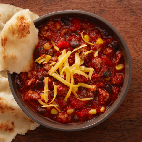 Recipes stonefire authentic flatbreads chili with naan forumfinder Image collections